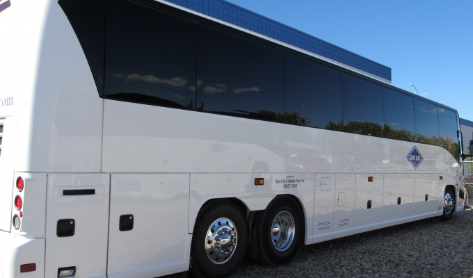 Black Hills Bus Tours