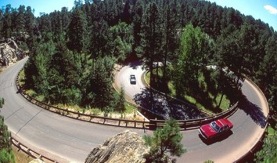 Loops on the Needles Highway